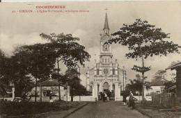 CHOLON L EGLISE ST FRANCOIS CATHOLIQUE CHINOISE - Vietnam