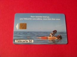 Telefonkarte Frankreich /   T2G - 07/98    Gebraucht    ( B - 1 ) - Frankreich