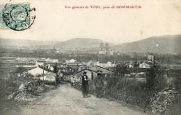 Vue Gnérale De TOUL PRISE DE DOMMARTIN - Toul