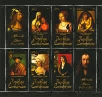 CENTRAL AFRICA 2011 - Albrecht Dürer I. Official Issue - Religieux