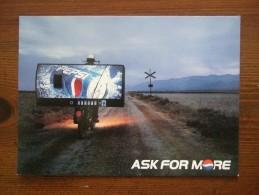 Pepsi Cola Soft Drink Carte Postale - Advertising