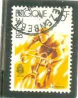 1982 BELGIQUE Y & T N° 2044 ( O ) COB 2044 - Belgium