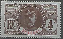 SENEGAL TYPE GENERAL F N�  32 NEUF* TB