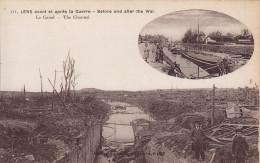 LENS Avant Et Après La Guerre N° 111 - Le Canal (F8-988) Neuve - Lens