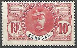 SENEGAL TYPE GENERAL F N�  34 NEUF* TB