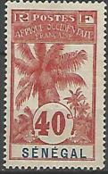 SENEGAL TYPE PALMIERS N�  40(*) NEUF TB