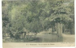 CPM 31 Toulouse  Vue Du  Jardin Des Plantes - Toulouse