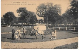 MAISONS LAFFITTE - Parc De La Propriété De M Frank-Jay-Gould - Maisons-Laffitte