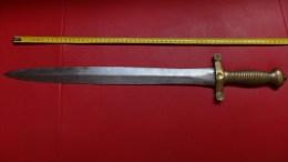 Glaive De Sous Officier Type 1931   N°618 - Armes Blanches