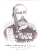 Nicolaus Friedrich Peter - Grossherzog Von Oldenburg - Unclassified