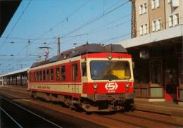 AK ÖBB Eisenbahn Stern & Hafferl Wels Haager Lies Lokalbahn Lambach-Haag ET 25104 Österreich Oberösterreich Railway - Eisenbahnen