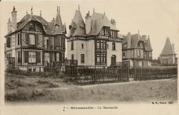 HERMANVILLE  LA MARMAILLE CARTE NEUVE - France