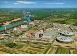 Avoine.. Belle Vue Aérienne.. La Centrale Nucléaire De Chinon.. La Loire - Other Municipalities