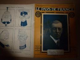 1917 LPDF: Golancourt;USA;Nos CANONS(photos);Ham;Noyon; Jussy;Flavy-le-Martel;Cha Uny;Puisieux; UK à Chaulnes Et Serre - Magazines & Papers