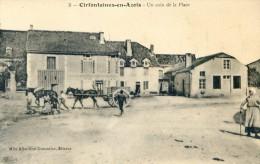 Cirfontaines En Azois - Un Coin De La Place - France