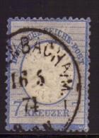 Deutsches Reich - 1872 - Usato/used - Mi N. 26 - Germania