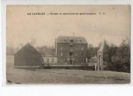 02-2894 Le CATELET Minoterie - Autres Communes