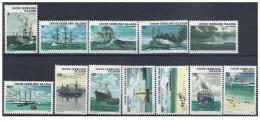 Isole Cocos - 1976 - Nuovo/new - Navi - Mi N. 20/31 - Isole Cocos (Keeling)