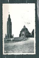 LIEGE: La Basilique Et Le Memorial Interallie,  Gelopen Postkaart  (GA16545) - Liege