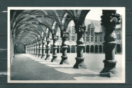 LIEGE: Premiére Cour Du Palais, Niet Gelopen Postkaart (GA16548) - Liege