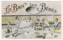 Bébés        Le Bain Des Bébés - Babies