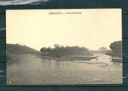 ARGENTEAU: L'Ile D'Hermalle, Niet Gelopen Postkaart (GA16590) - Sonstige