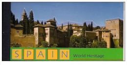 ONU NY - 2000 - Nuovo/new - World Heritage - Spain - Libretto/Booklet - Mi MH 0-5 - Unused Stamps