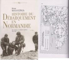 1941-44 Le Débarquement En Normandie. Des Origines à La Libération De Paris - 1939-45