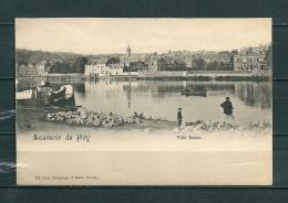 HUY: Ville Basse, Niet Gelopen Postkaart (GA16695) - Huy