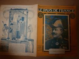 1917 LPDF: Belgique; Dessin Benjamin Rabier ; EXPEDITION SHACKLETON (important Documentaire);Attelage Mulets  (Vosges) - Revues & Journaux