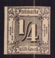 Thurn Und Taxis - 1864 - Nuovo/new - Mi N. 26 - Thurn Und Taxis