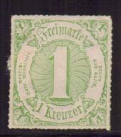 Thurn Und Taxis - 1865 - Nuovo/new - Mi N. 41 - Thurn Und Taxis
