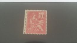 LOT 222776 TIMBRE DE FRANCE NEUF* N�112 VALEUR 27 EUROS