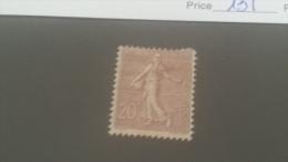 LOT 222791 TIMBRE DE FRANCE NEUF* N�131 VALEUR 77 EUROS