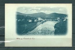 SPA: Cascade De Coo, Niet Gelopen Postkaart (GA17147) - Spa