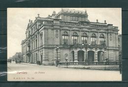 VERVIERS: Le Theatre, Niet Gelopen Postkaart (GA17234) - Verviers