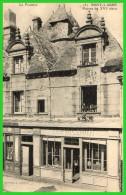 - Le Finistere.PONT- L´ABBE.Maison Du XVI°siècle.(recto Verso) - Pont L'Abbe