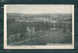 ELSENBORN: Vue Totale, Gelopen Postkaart 1921 (GA17317) - Elsenborn (camp)