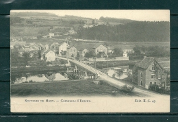 ESNEUX: Commune D'Esneux, Gelopen Postkaart 1905 (GA17341) - Esneux