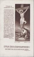 Doodsprentje (6215)  Neder Over Heembeek - Stokrooi - STROUWEN / VANVOORDEN 1881 - 1948 - Images Religieuses