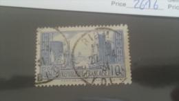 LOT 222801 TIMBRE DE FRANCE OBLITERE N�261b VALEUR 18,5 EUROS