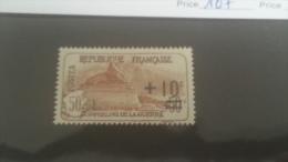 LOT 222822 TIMBRE DE FRANCE NEUF* N�167 VALEUR 27 EUROS
