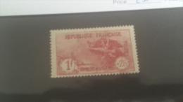 LOT 222826 TIMBRE DE FRANCE NEUF* N�231 VALEUR 63 EUROS