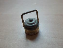 Cafetière Miniature Laiton Type 3 (hauteur 18mm) - Furniture
