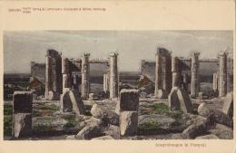 Carte Stereo Grèce Pompei - Cartes Stéréoscopiques