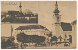 Vorchdorf, Schloß Hochhaus, Kirche - Gmunden