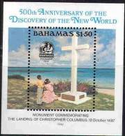 Bahamas Bahama's1992 Yvertn° Bloc 64 *** MNH Cote 8 Euro - Bahamas (1973-...)