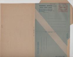 Aerograma 1.30 P. , Edifil No.2 , No Usadas - 1931-....