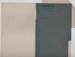 Aerograma 1.55 P. , Edifil No.12 , No Usadas - 1931-....