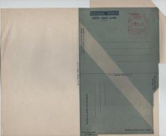 Aerograma 1.65 P. , Edifil No.39 , No Usadas - 1931-....